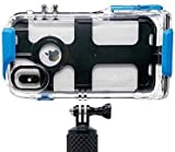Pro Shot Touch - Waterproof Case Compatible with iPhone Xs Max, and Compatible with All GoPro Mounts (12-Month Protection Plan for Your iPhone)