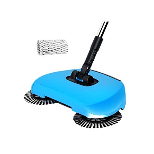 Best Deals! YIXINGSHANGMAO Sweeper, Hand-push Vacuum Cleaner Home Floor Mopping Machine, Home Sweepi...