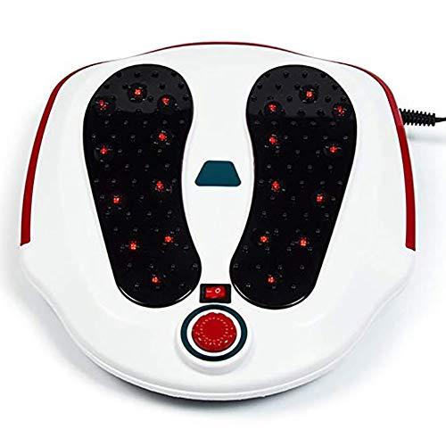 Masajeador De Pies, Estimulador De Masaje Portátil Vibración Aplicar Caliente Más Puntos De Acupu