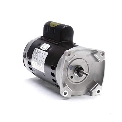 Pool Pump Motor, 2 Horsepower, 3450 RPM, 230VAC