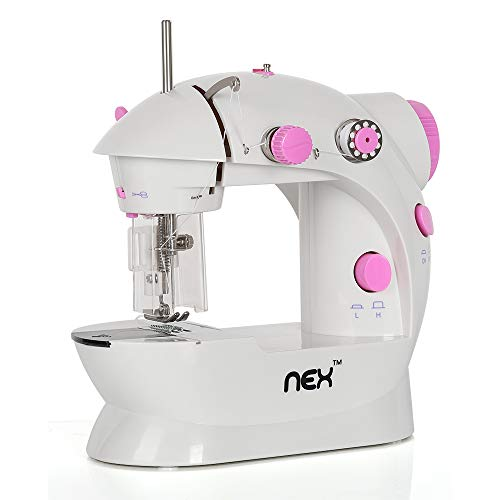 NEX Sewing Machine, Light Pink 39