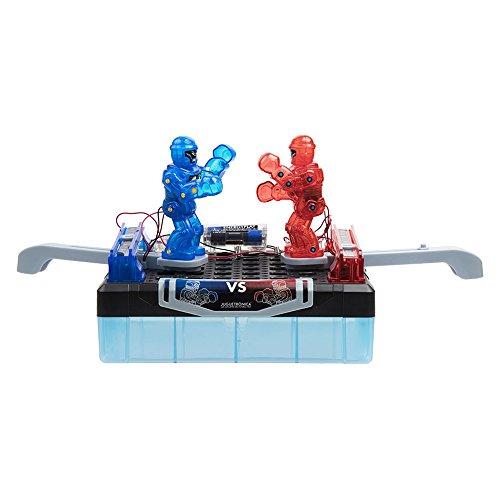 JUGUETRÓNICA- Boxing Robots Boxeadores (JUG0256)