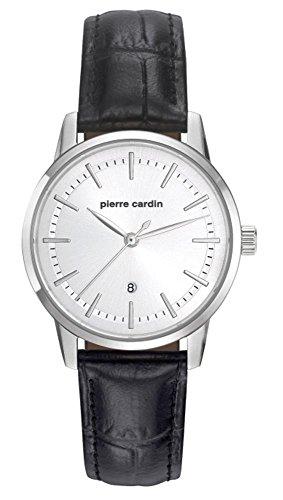 Pierre Cardin Reloj Analogico para Mujer de Cuarzo con Correa en Cuero PC901862F01
