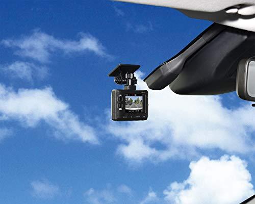 コムテックドライブレコーダーZDR016前後2カメラ前後200万画素FullHDGPS搭載後続車両接近お知らせ機能搭載安全運転支援機能搭載常時録画衝撃録画高速起動
