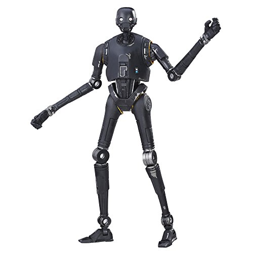 Star Wars The Black Series Rogue One K-2SO Action Figure 6 Inches