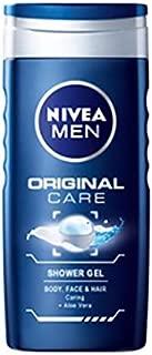 NIVEA Original Shower Gel For Men, 250ml