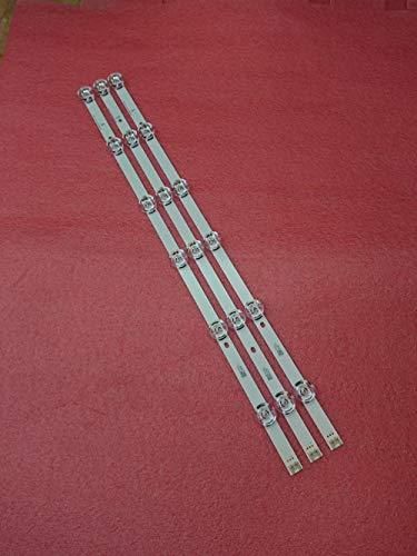 Miwaimao 5set=15pcs DRT 3.0 32 LED Strip for LG 32LB 32LF5800 32LB5610 LGIT A B UOT_A B WOOREE A B 6916L-1974A 1975A 6916L-2223A 2224A