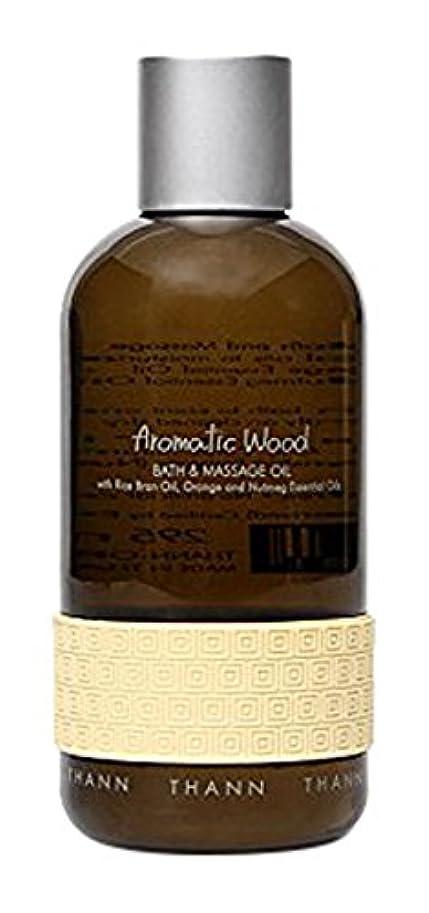 しょっぱいクルーキノコタン バス&マッサージオイルAW (Aromatic Wood)295ml