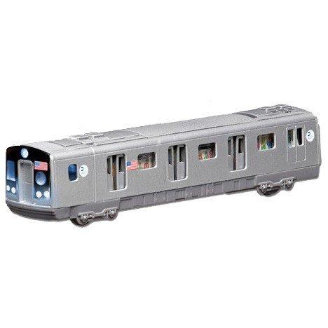 MTA Pullback Subway Car by Daron
