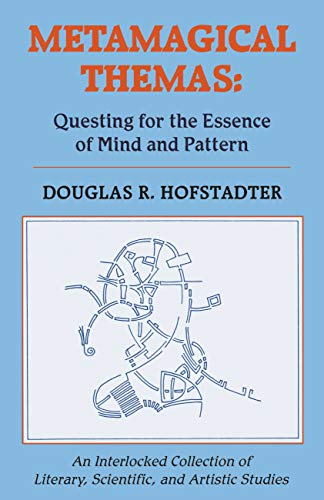 Metamagical Themas: Questing For The Essence Of Mind And Pattern (English Edition)の詳細を見る