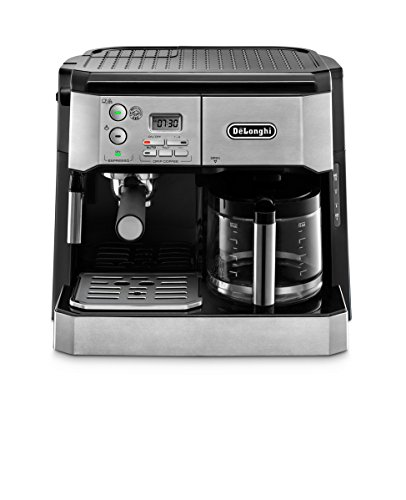 DeLonghi Combination Pump Espresso and Drip Coffee Machine