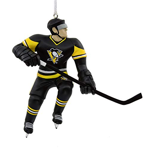 Hallmark Christmas Ornaments, NHL Pittsburgh Penguins Ornament