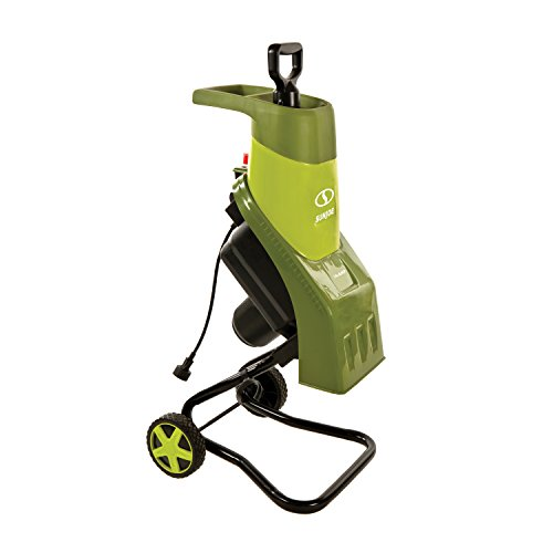 Sun Joe UK-CJ601E 14-Amp Electric Wood Chipper/Shredder