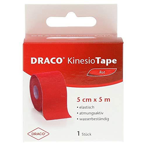 DRACO TAPE 5 cmx5 m rot 1 St