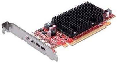 Sapphire 31004-09-40R ATI ATI FIREPRO 2460 512M GDDR5 PCIE QUAD MINI DP 100-505610