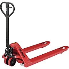 """48""""L x 6""""W Forks 3-function hand control operation (raise, neutral and lower)"""