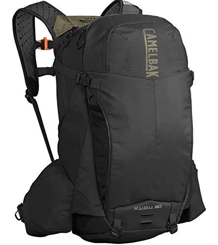 CAMELBAK K.U.D.U. TransAlp Protector 30 Rucksack Black/Burnt Olive Größe S/M 2020 Outdoor Rucksack