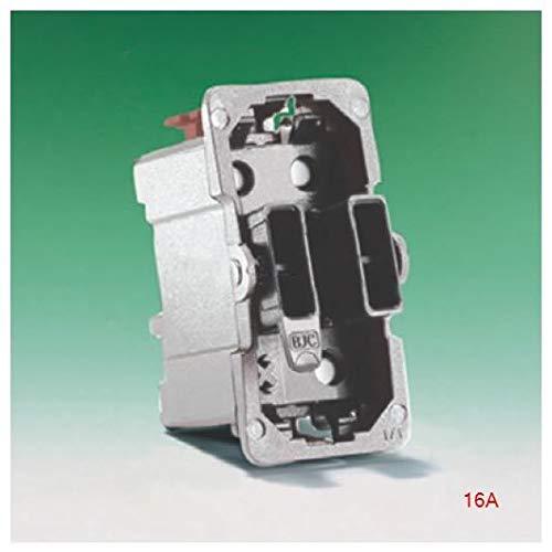 Bjc - 16557 interruptor unipolar 16a Ref. 6532010035