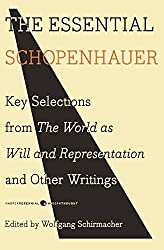 The Essential Schopenhauer Book Cover