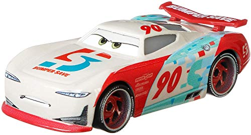 Mattel Disney/Pixar Cars Jackson Storm & Paul Conrev 2-Pack