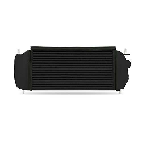 Mishimoto MMINT-F150-15BK Performance Intercooler Compatible With Ford F-150 EcoBoost 2015+ Stealth Black