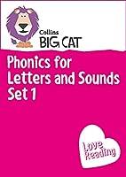 Collins Big Cat Sets - Collins Big Cat Phonics for Letters and Sounds Set