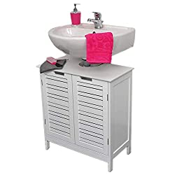 under the sink vanity cabinet for tiny bathrooms