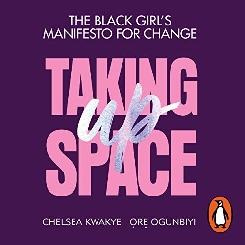 Taking Up Space audiobook cover art