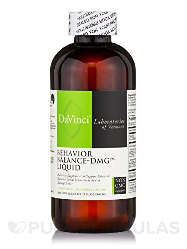 Behaviour Balance Liquid DMG (12oz) - Da Vinci/Foodscience