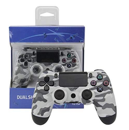 DOUBLESHOCK 4 color camuflaje. Para PlayStation 4 y PS TV y PS NOW PS4 y PS TV y PS Now Controlador inalámbrico Bluetooth