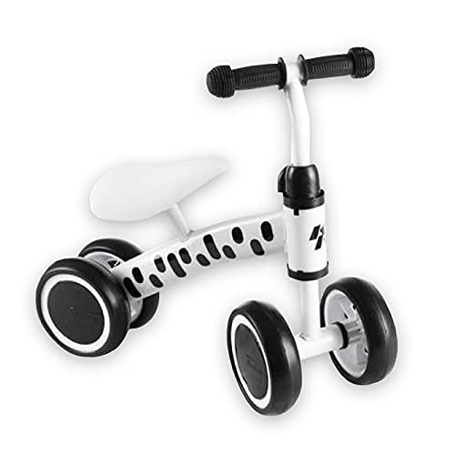 Bicicleta sin Pedales. Bici para Aprender a Mantener el Equilibrio. Primera Bici. First Bike. Correpasillos. Bicicleta Infantil. Aprender a Caminar. para niños de 1 a 3 años.