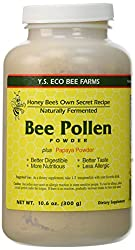 bee pollen weight gainer shake ingredient