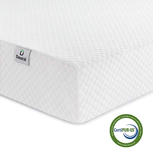 Dourxi Crib Mattress and Toddler Bed Mattress, Dual Sided...