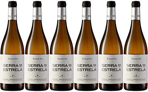 Serra da Estrela Vino - Paquete de 6 x 750 ml - Total: 4500 ml