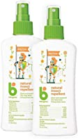 Babyganics DEET Free Travel Size Insect Repellant Wipes