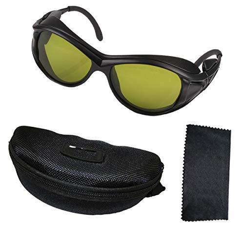 1064nm Gafas Láser Todo Paquete Todo Negro Gafas De Pulso Fuerte Od5-1080nm