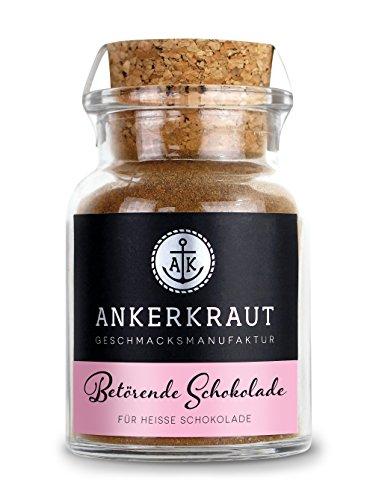 Ankerkraut Betörende Schokolade, 105g im Korkenglas
