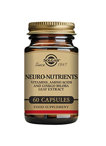Solgar Neuro-Nutrients Vegetable Capsules - Pack of 60