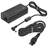 Kimaru 19V AC Adapter for Samsung 22' 32' Class LED TV Smart HDTV Monitor J5205 J5003 H5000 J4000 J525D J5205 UN32J UN22H HW-M360 HW-M360/ZA Soundbar Adapter Power Supply Cord