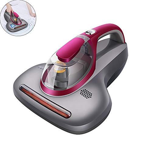 JIASHU Milbenentfernungsinstrument, Handstaubsauger, entfernen effektiv Allergene, die in Matratzen, Kissen, Sofas und Teppichen versteckt sind 10,5 * 13,3 Zoll