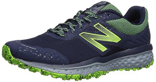 New Balance Mt620V2, Zapatillas de Running Hombre, Azul (Navy), 45.5 EU