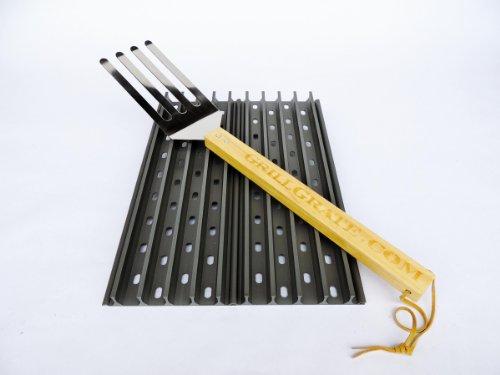 GrillGrate, Grillroste für rechteckige Grills, L = 47 cm
