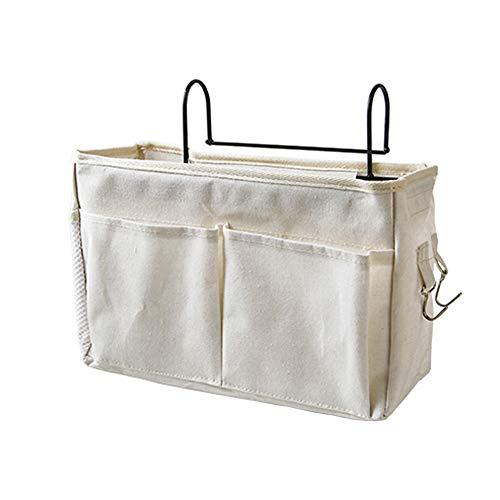 Whchiy bed opknoping opslag mand multifunctionele organisator Caddy voor headboards stapelbedden ziekenhuis bed slaapzaal kamers