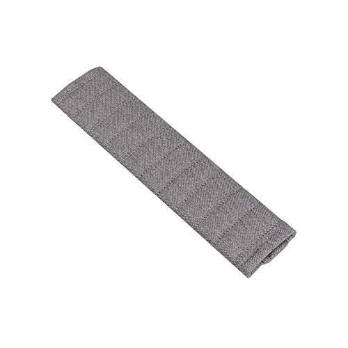 Extensor Cinturon Seguridad Coche Protector Cinturon Coche NiñOs Asiento Clip de cinturón El cinturón de seguridad Clips Gray,S