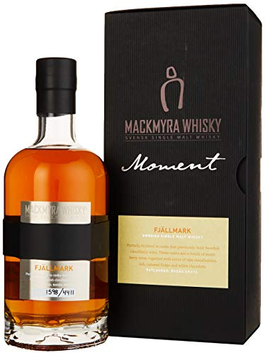 Mackmyra Whisky Moment Fjällmark Single Malt Whisky (1 x 0.7 l)