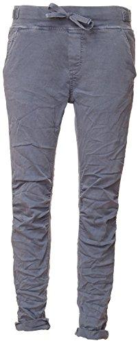 Basic.de Cotton Stretch-Hose im Jogging-Pant Style Jeansblau XL
