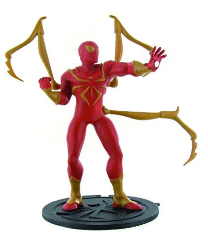 Spiderman Figura Iron Spider, Color (Comansi 96035)