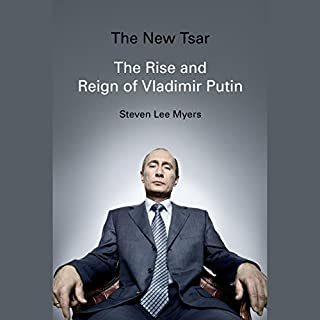 The New Tsar cover art