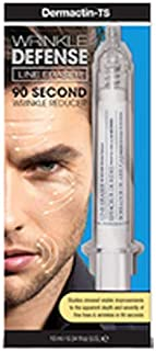 Dermactin-TS Mens Wrinkle Defense 90 Second Wrinkle Reducer .34 ounce (6-Pack)