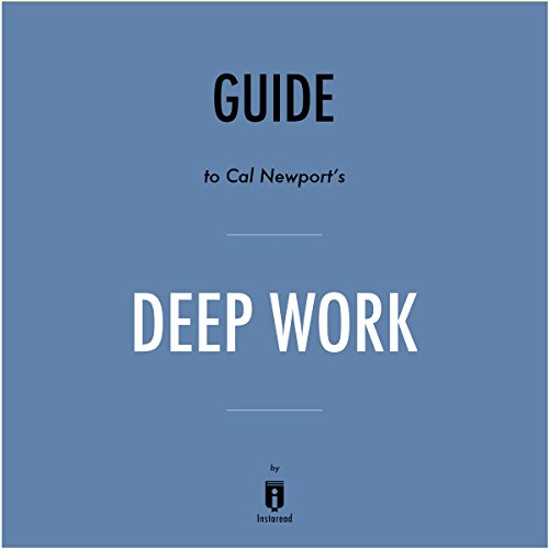 Summary of Deep Work by Cal Newport | Includes Analysis cover art
